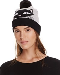 Kate Spade New York Cool Cat Beanie Light Shale