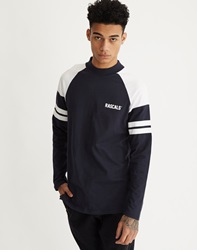 Rascals Naval Turtleneck Long Sleeve Navy