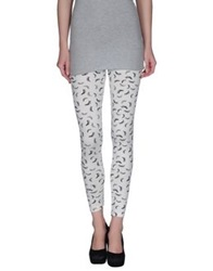 Only Leggings White