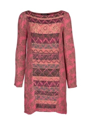 Aztec Print Dress Clothing