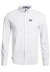Superdry Shoreditch Button Down Shirt Optical White