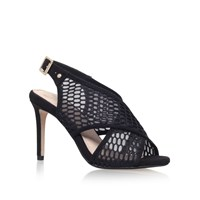 Kurt Geiger Jojo High Heel Sandals Black
