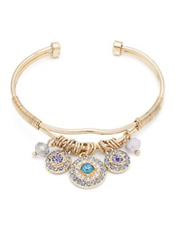 Lonna And Lilly Charm Cuff Bracelet Gold