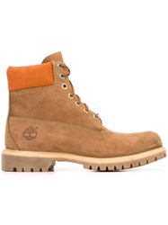 Timberland Working Boots Nude Neutrals