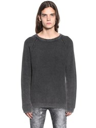Cheap Monday Friction Faded Cotton Sweater
