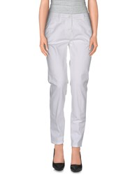 Base London Base Trousers Casual Trousers Women White
