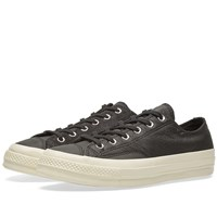 Converse Chuck Taylor 1970S Ox Leather And Suede Black