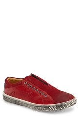 Men's Sandro Moscoloni 'Ross' Slip On Red Red