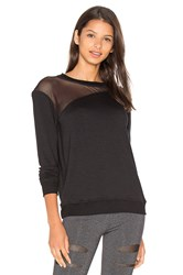 Solow Nova Lounge Pullover Black