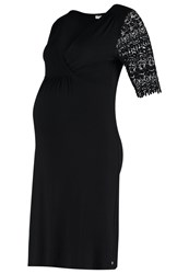 Esprit Maternity Jersey Dress Black
