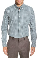 Barbour Men's Country Tailored Fit Gingham Sport Shirt