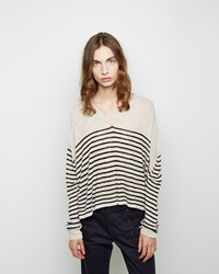 Etoile Isabel Marant Daphne Striped Sweater
