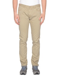 Seventy By Sergio Tegon Casual Pants Sand