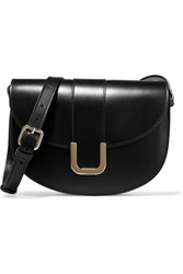 A.P.C. Atelier De Production Et De Creation Sac Soho Leather Shoulder Bag Black