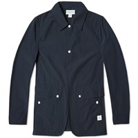 Sassafras Fall Leaf Jacket Blue