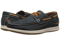 Spring Step Carlo Navy Men's Shoes