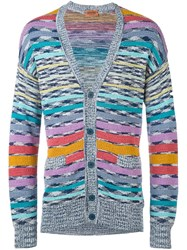 Missoni Vintage Striped Cardigan Multicolour