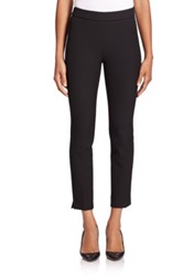 Peserico Double Techno Four Way Stretch Pants Black