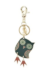 See By Chloe Owl Keychain Multicolor