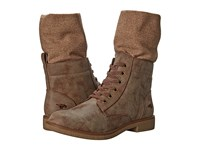 Rocket Dog Temecula Tan Galaxy Women's Lace Up Boots Brown