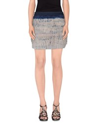 Patrizia Pepe Skirts Mini Skirts Women Dark Blue