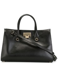 Jimmy Choo 'Riley' Tote Black