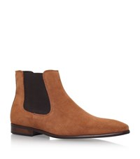 Kg By Kurt Geiger Francis Chelsea Boots Male Tan