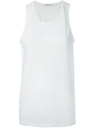 T By Alexander Wang Loose Fit Tank Top