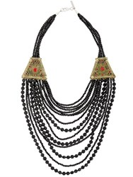 Nightmarket Long Tribal Necklace