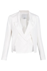 3.1 Phillip Lim Cropped Jacket With Front Slits