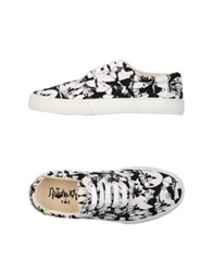 Ymc You Must Create Low Tops And Trainers White