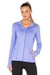 Lorna Jane Rally Active Zip Up Jacket Purple