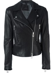 Belstaff 'Marving T' Biker Jacket Black