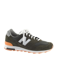 New Balance For J.Crew Mesh 1400 Sneakers Fort Green