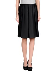 Marc Jacobs Skirts Knee Length Skirts Women Black