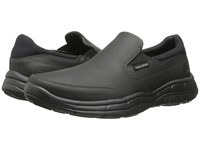 Skechers Relaxed Fit Glides Calculous Black Men's Slip On Shoes
