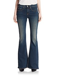 Rag And Bone High Rise Bell Bottom Jeans Aston