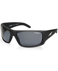 Arnette Sunglasses Arnette Black Matte Grey Polar