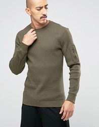 Weekday Cody Sweater 19 133 Green