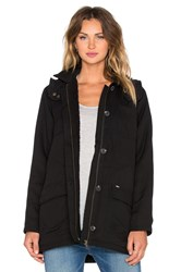 Obey Fairfield Jacket Black