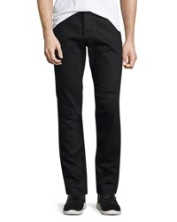 Givenchy Straight Leg Denim Jeans Black
