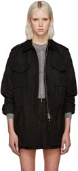 3.1 Phillip Lim Black Utility Jacket