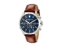 Michael Kors Gage Mk8462 Brown Navy Watches