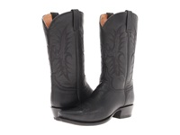 Stetson 12 Classic Lady Snip Toe Black Cowboy Boots