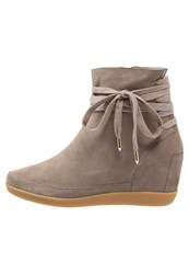 Shoe The Bear Emmy Start Ankle Boots Taupe