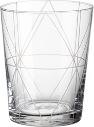 Cb2 Prism Double Old Fashioned Glass