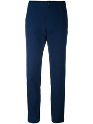A.P.C. 'Jockey' Trousers Blue