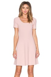 Theory Codris Dress Blush