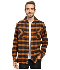 Timberland Warner River Overshirt Wheat Yarn Dye Men's Clothing Black