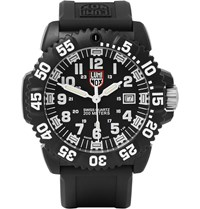 Luminox Navy Seal Colormark 3051 Carbon Reinforced Watch Red